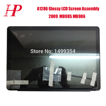 "98% New Glossy 2008 2009 Year A1286 LCD Screen Assembly For Apple Macbook Pro 15"" A1286 LCD LED Screen Assembly"