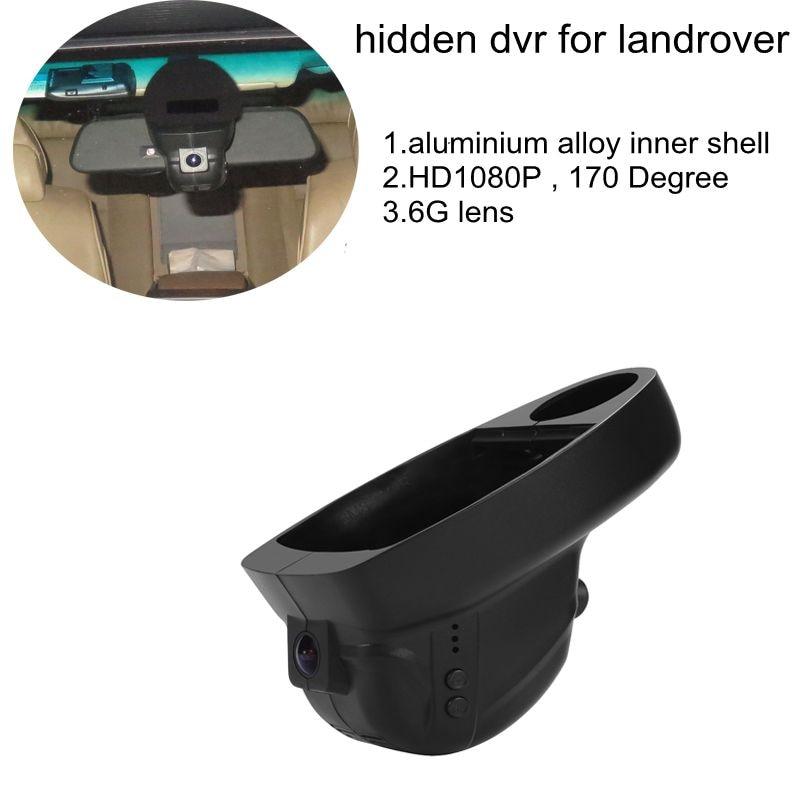 PLUSOBD Wifi Hidden Dash Cam Car DVR Recorder For Land Rover/(Jaguar XF XJl) low specification G-sensor Night Vision 1080P 170 защита от солнца для автомобиля guozhang 300c xjl xf