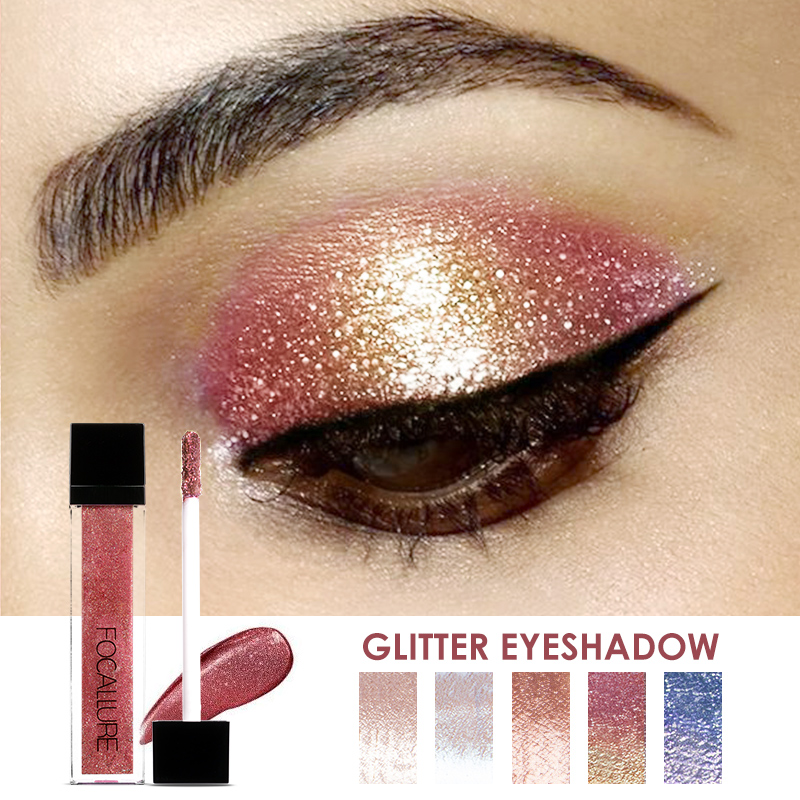 14 Farben Diomand Glänzende Liner Lidschatten Wasserdicht Glitter Flüssigkeit Lidschatten Frauen Kosmetische Lidschatten Eyeliner Preisnachlass