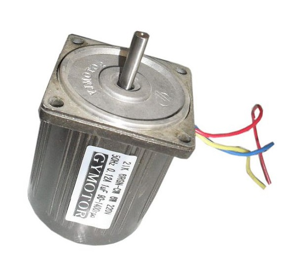 AC 220V Single phase motor, 6W Constant speed motor without gearbox. AC high speed motor,