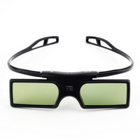 1pc G15 DLP 3D Active Shutter Glasses For Optoma For LG For Acer DLP LINK DLP