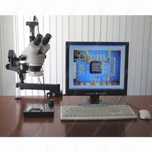 Best price Articulating Stereo Microscope–AmScope Supplies 3.5X-90X Articulating Stereo Microscope w 80-LED Light + 8MP USB Digital Camera