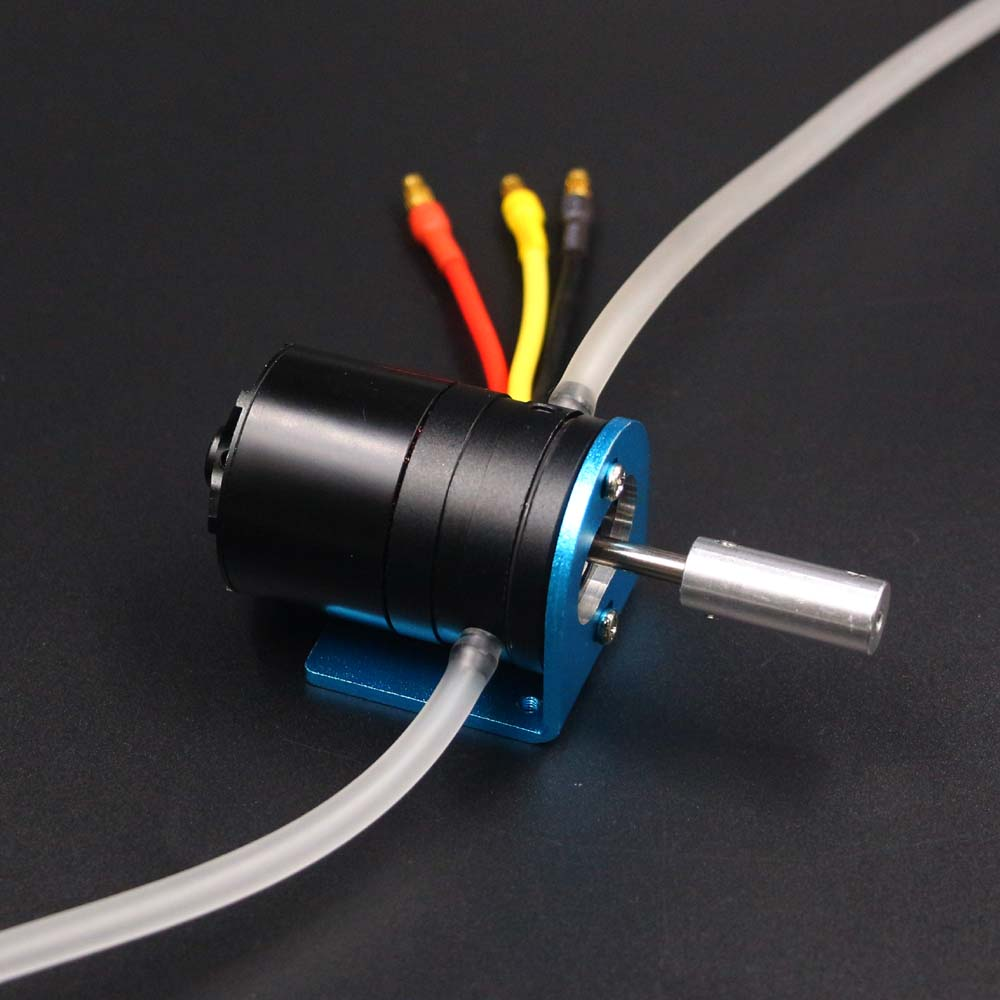 11.1V 35 * 45MM 3545-1200 / 1700KV RS3545 brushless water cooling motor toy motor / remote control boat / DIY accessories