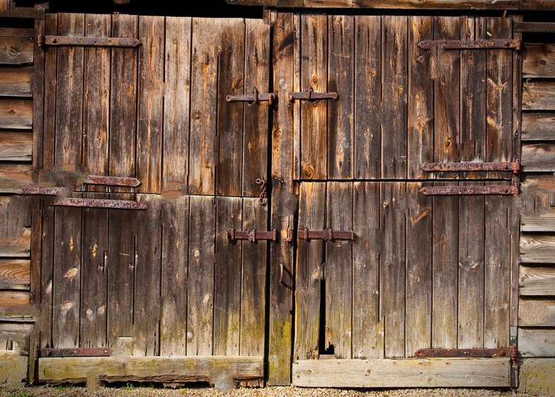 Old rustic barn door Wood photo backdrop Vinyl cloth High quality Computer print wall Photography Backgrounds white rustic old wood plank texture backdrop vinyl cloth computer printed party photography studio background