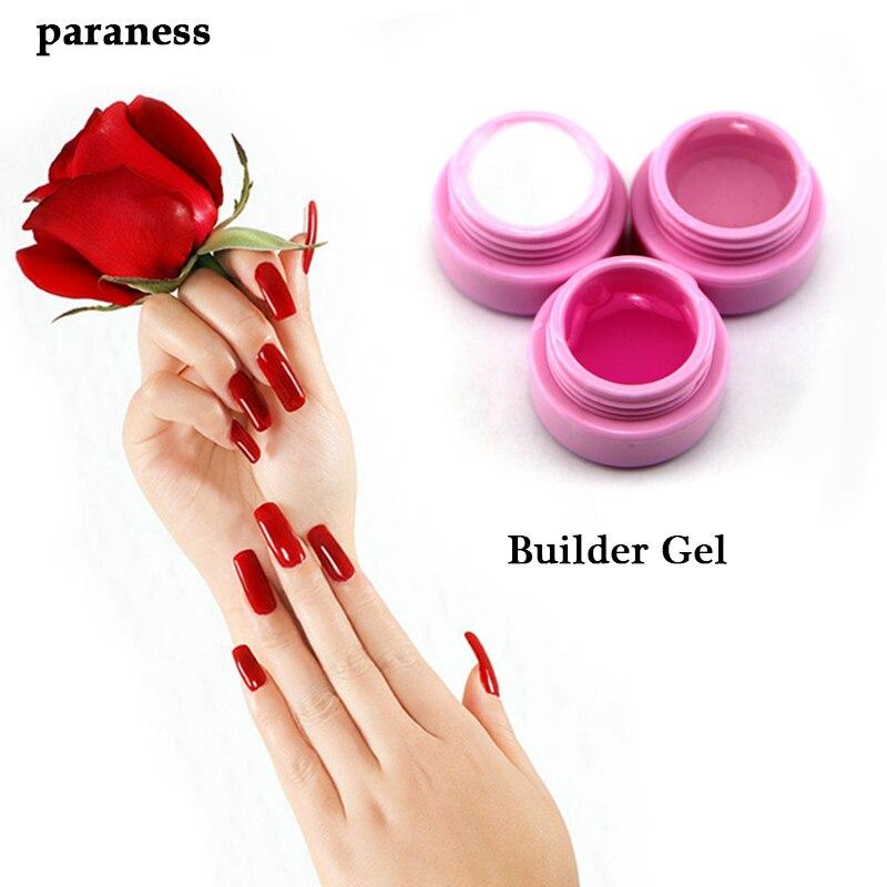 paraness soak off strong base coat nail 3 colors optional. Black Bedroom Furniture Sets. Home Design Ideas