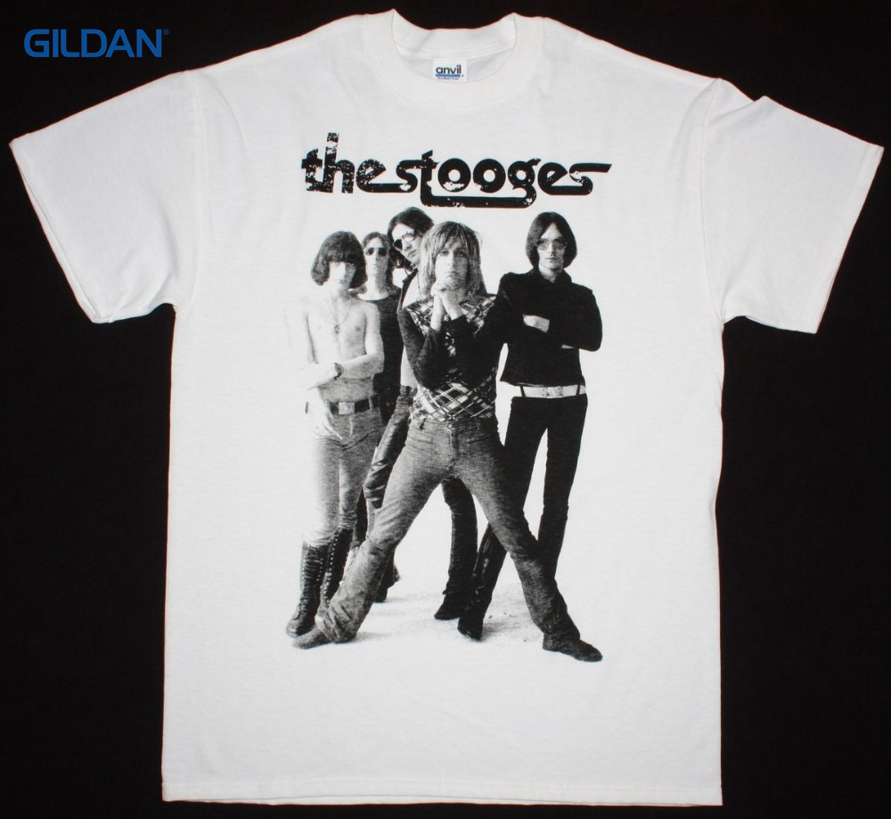 Black t shirt online design - Team T Shirt Online Template Zomer The Stooges Iggy P 2017 Tee Shirt Offers Online Design Print T Shirt Cotton Uniform