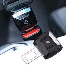 1PCSCar seat belt buckle plug for Harvard Changan Mazda Hyundai Roewe Skoda  Cadillac Lexus Hippocampus Magi Extender accessories 0d3e63f8011