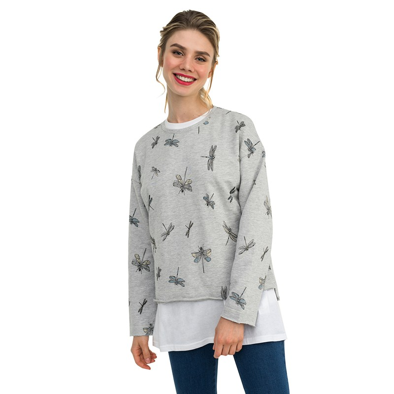 Sweaters befree 1831238452-38 jumper sweater pullover women clothes for female apparel TMallFS