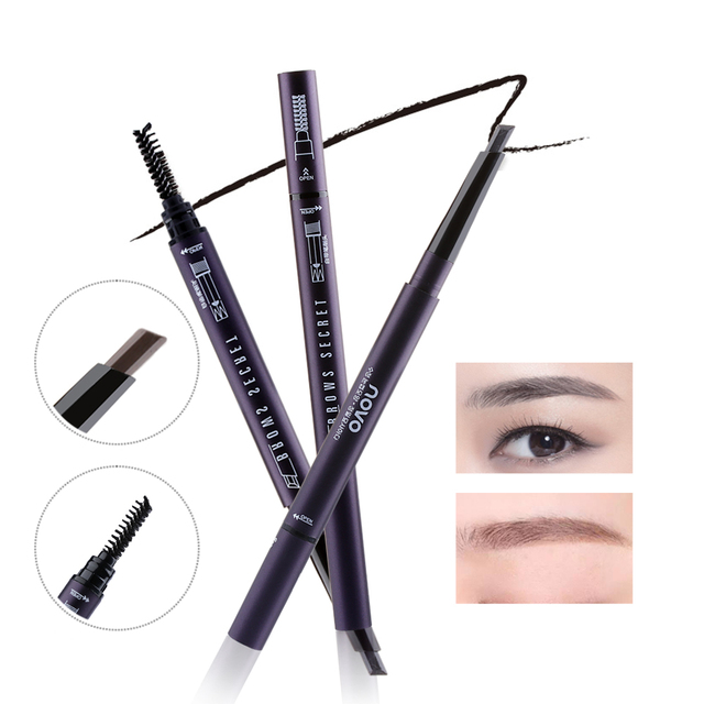 1pc Eye Makeup Fine Sketch Tattoo Eyebrow Pen Fine Sketch Liquid