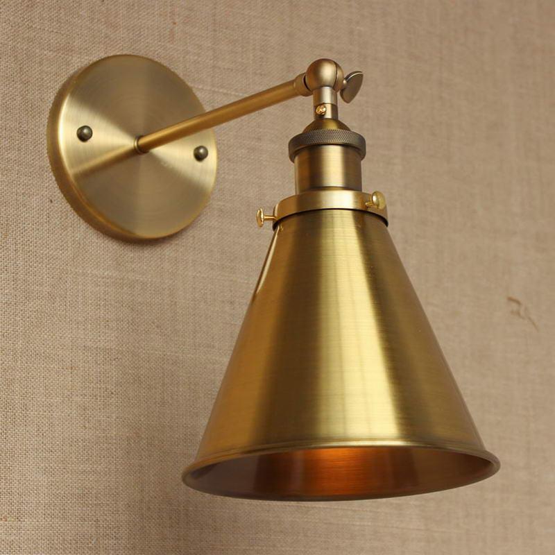 Gold Bathroom Vanity Lighting