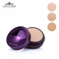 MAYCHEER Brighten Concealer Cream Makeup Concealer Contour Palette Single Color Face Concealer Foundation Make Up Base Primer