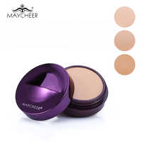 MAYCHEER Brighten Concealer Cream Makeup Concealer Contour Palette Single Color Face Concealer Foundation Make Up Base Primer