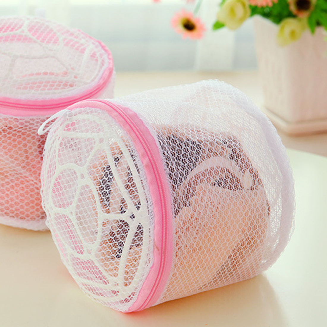 Bra-Care Basket Hanger Underwear Storage Laundry-Bags Multifunction Wash with Drying-Rack