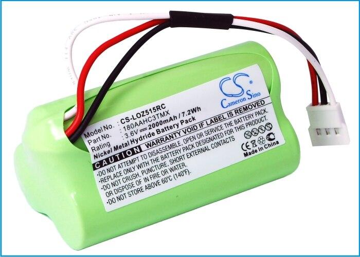 Cameron Sino 1500 Mah Batería De La Batería 180aahc3tmx Para Logitech Z515