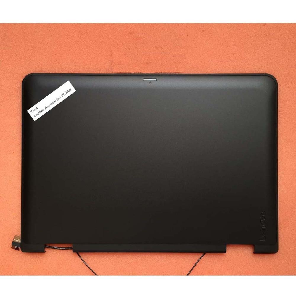 Nouvelle couverture arrière d'origine pour ordinateur portable LCD pour Lenovo Thinkpad YOGA 11E véritable 11E LCD vitrine coque LCD couverture 01AV972
