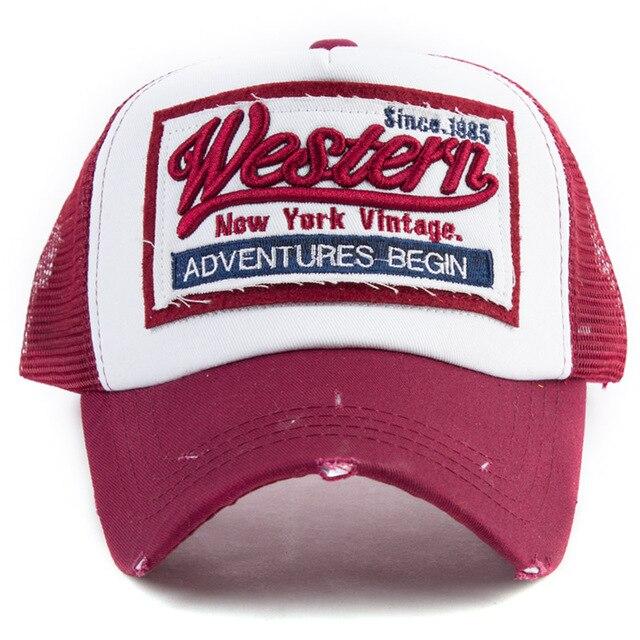 Red Baseball net 5c64f225d79b2