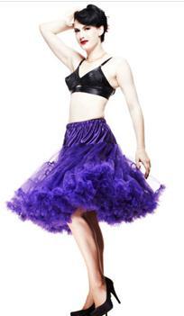 pc-002, 5 слоев, Нижняя юбка 62 см, юбка для танцев в стиле рокабилли, Ретро стиль, нарядная юбка, винтажная юбка-пачка, Нижняя юбка, размер S-3XL