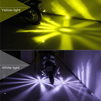 2017 Motorcycle Laser Light Chassis Light High Brighten LED Flashing Light For Car Headlight Taillight Chassis