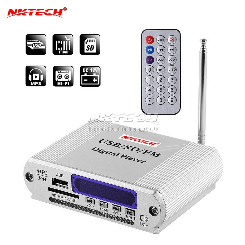 っ Popular mini stereo receiver amplifier and get free