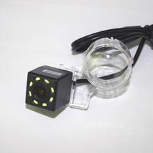 Vancago HD CCD Car rear view Camera for Suzuki Grand Vitara /Suzuki SX4 Hatchback Night vision 170 Degree 8 LED Backup