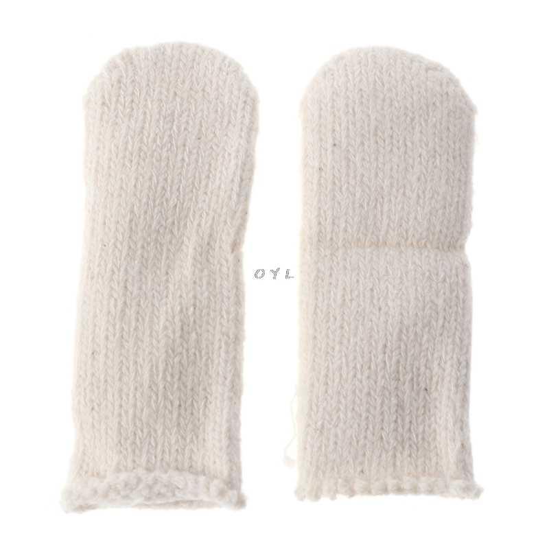Хлопковая защита пальцев Cots Избегайте защиты печатает чистая полировка ремесло инструмент 20 шт