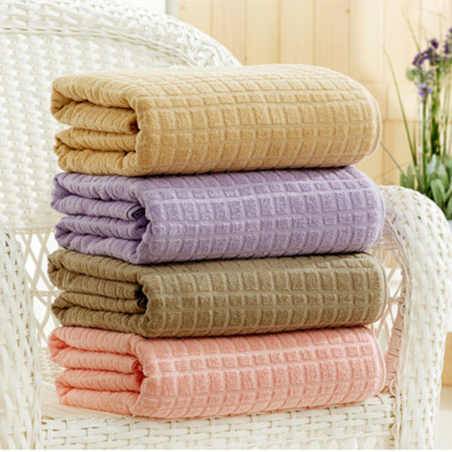 100 Cotton Skin Kindly Comfortable Full Size Summer Blankets