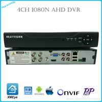 NEW 4ch P2P H 264 1080N Ahd Dvr Compatibility Analog Camera 1080P 960P 720P AHD Camera