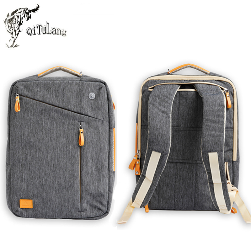 GEARMAX Laptop Backpack For MacBook 13 xiaomi air 13 12 Fashion Notebook Traveling Messenger bag HandBag 3 IN 1 Backpack Male