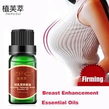 Breast Enhancement Essential Oils Chest Enlarge Effective Breast