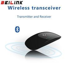 Новинка 2017 года высокое качество многоточечный 2 в 1 bluetooth передатчик и приемник Bluetooth Беспроводной A2DP 3.5 мм аудио адаптер Bluetooth