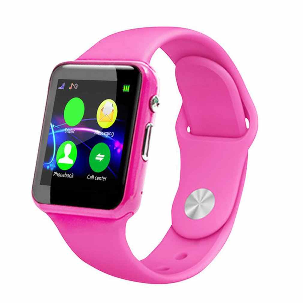 U10 Boys Girls Cute 2G Smart Watch Anti Lost Child GPRS Tracker SOS Positioning Tracking Smart Phone Birthday Gifts For Kids