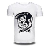 Brand Clothing Summer Fashion Short Sleeve T Shirt Men/Women 3D Print Shirts Cartoon T-shirt White Men T-shirts Top Tee AW006