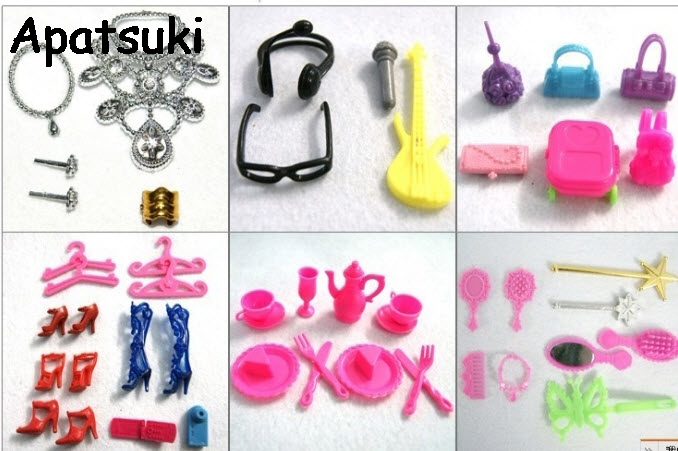 accessori per barbie