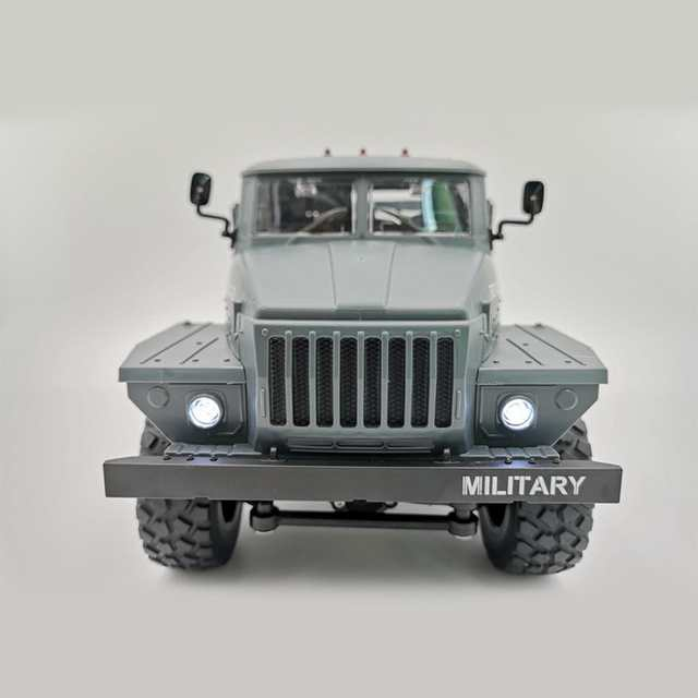 US $56 4 29% OFF|LeadingStar 1:12 Remote Control Military Truck 4 Wheel  Drive Off Road RC Car Model Climbing Car-in RC Cars from Toys & Hobbies on