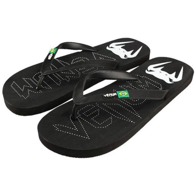 5a674781737f2 US $30.0 | 2015 elencati mma muay thai boxing uomini sandali non rotto pe  flip flop sandali gladiatore scarpe da donna trasporto libero globale in ...