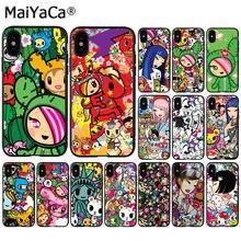 9f292ad403 MaiYaCa Japan Tokidoki Japanese Coque Shell Phone Case for Apple iPhone 8 7  6 6S Plus