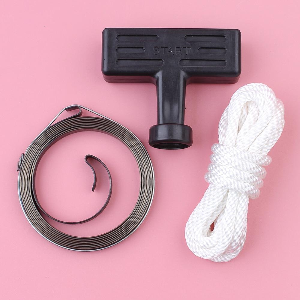 Inizio Pull Starter Rinculo Maniglia e corda KIT per HONDA GX160 GX120 GX140 GX200