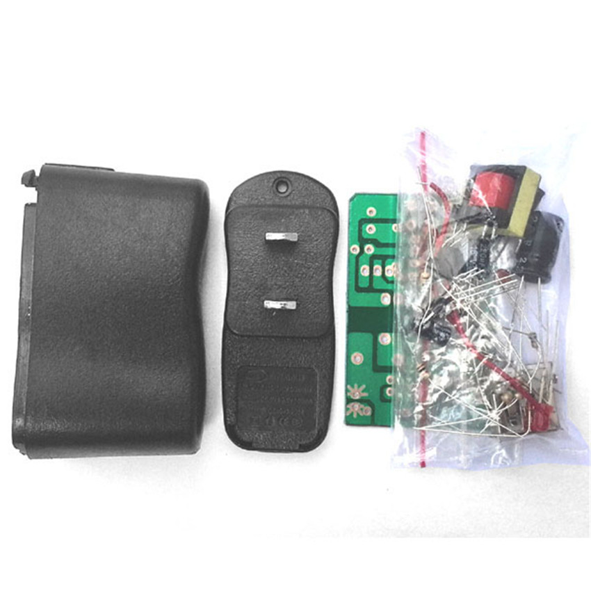 DIY Kit 500ma USB 5 В импульсный источник питания адаптер, мобильный телефон зарядное устройство для зарядки голову аксессуар DIY электронный пакет
