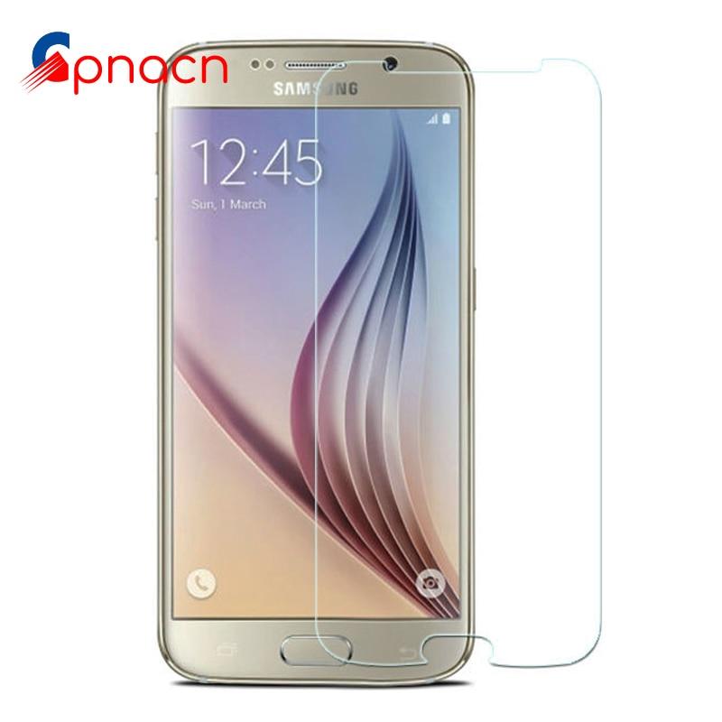 Galleria fotografica 9H Screen Protector Tempered Glass For Samsung Galaxy S7 S6 S4 S5 S3 J1 J3 J5 J7 2016 Tempered Glass For Galaxy NOTE 5 4 3 Glass