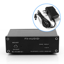 2019 Newest High Quality FX-Audio BL-MUSE-01 HiFi Bluetooth Audio Receiver Output RCA Coaxial Optics for Amplifier