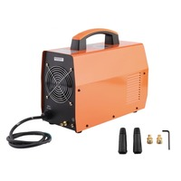(Ship From DE)DC TIG Welder Compact Welding Machine Electric Cutter Input Voltage 220V For Carbon Steel Alloy Cutting EU Plug