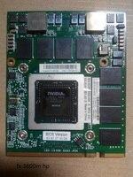 100% arbeit 468592-001 583495-001 456190-001 G92-975-A2/NB8E-GLM3 512 M FX3600M FX 3600 M VGA Video Karte für HP elitebook Compaq