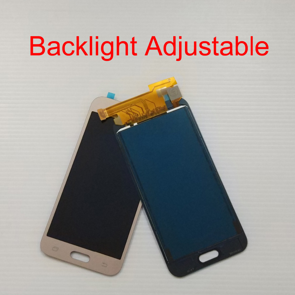 Adjustable Backlight For Samsung Galaxy J2 j200 2015 SM-J200F J200G J200H J200M J200Y LC ...