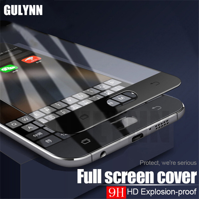 GULYNN Screen Protector For Samsung Galaxy A3 A5 A7 S7 2016 2017...