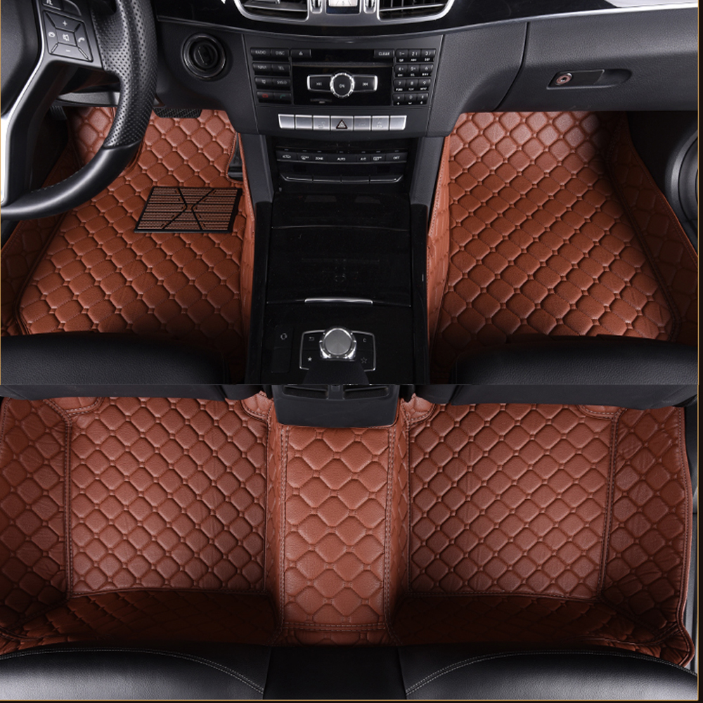 Tappetini auto per Suzuki Alto Jimny SX4 S-cross di 5D Impermeabile auto-styling di cuoio Anti- tappeto antiscivolo fodereTappetini auto per Suzuki Alto Jimny SX4 S-cross di 5D Impermeabile auto-styling di cuoio Anti- tappeto antiscivolo fodere