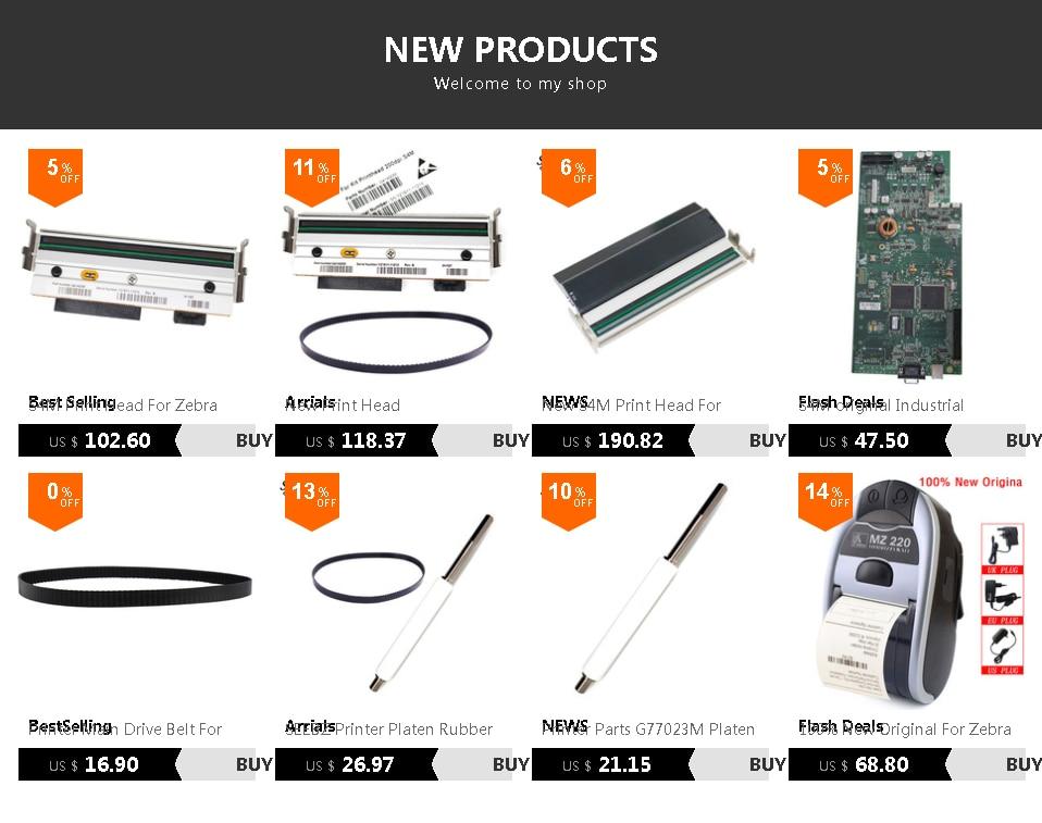 Online Shop <b>New</b> Print Head PrintHead+20006 Main Drive Belt <b>For</b> ...