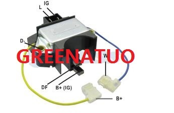 14V Voltage Regulator 300725 300883 590660 2590558 YH1639 YH2602 YH2605 FOR VALEO 432716 432717 PARIS RHONE A13N10 A13N103