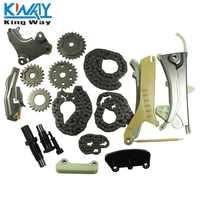 GRATIS VERZENDING-Koning Manier-Distributieketting Kit w/Gears Voor 97-09 Ford Explorer Mazda Mercury 4.0L SOHC V6
