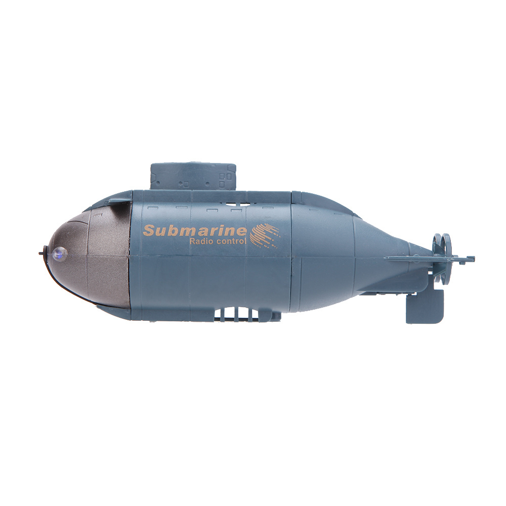 New Mini 777 216 RC Submarine remote control Toys with 40MHz Transmitter Blue Color-in RC Boats from Toys & Hobbies    2