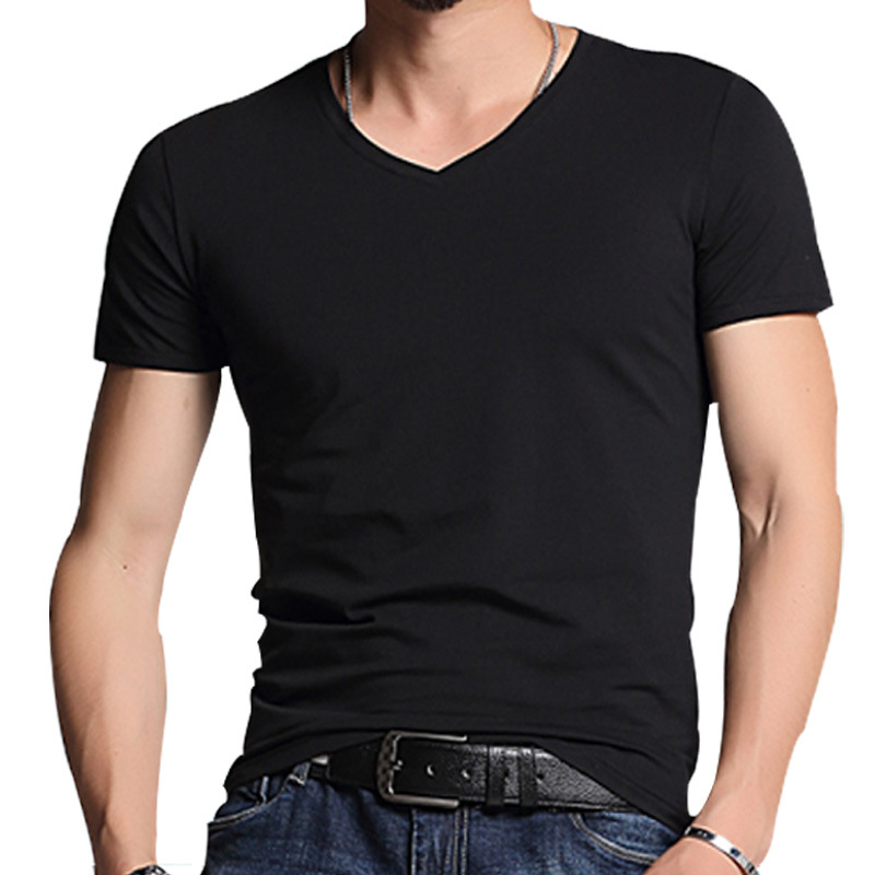 10 Colors 4XL Summer Man 39 s T shirt Tops Short Sleeve Tee Shirt Homme Solid Sport Gym compression Shirt Camiseta Masculina in T Shirts from Men 39 s Clothing